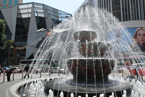 Fountain. Dakota.