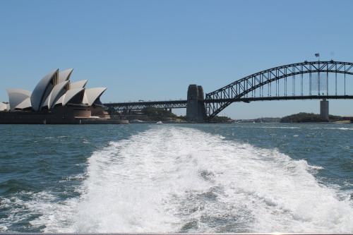 Nothing Big: Opera House. Bridge.